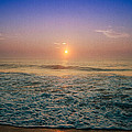 Ocean City Sunrise by Crystal Wightman