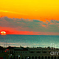 Ocean City Sunrise Over Music Pier by Beth Ferris Sale