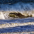 Ocean City Surf's Up by Bill Swartwout Fine Art Photography