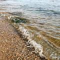 Ocean Curl by Neal Eslinger