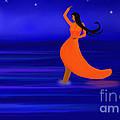 Ocean Dancer by Anita Lewis