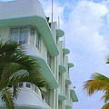 Ocean Drive Hotel by Tom Reynen