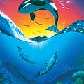 Ocean Freedom by MGL Studio - Chris Hiett