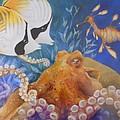 Ocean Hang Out by Summer Celeste