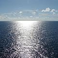 Ocean Horizon by Leara Nicole Morris-Clark
