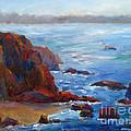 Ocean Light by Carolyn Jarvis