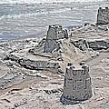 Ocean Sandcastles by Betsy Knapp