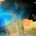 Ocean Sapphire 2 by Davina Nicholas