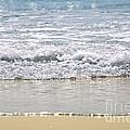 Ocean Shore With Sparkling Waves by Elena Elisseeva