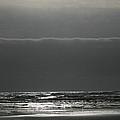 Ocean Solitude by Marv Russell