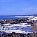 Ocean Spray At Yachats 2013 by Image Takers Photography LLC