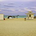 Ocean View 3 - Miami Beach - Florida by Madeline Ellis
