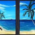 Ocean View by Anastasiya Malakhova