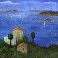 Ocean View II by Steve Mitchell