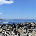 Ocean View Panoramic by Nancie DeMellia
