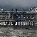 Ocean View Pier by Randy Dixon