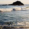 Ocean Waves by Athena Mckinzie