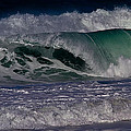 Ocean Wave by Brian Williamson