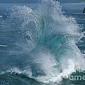 Ocean Wave by Ron Sanford