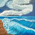 Ocean Wave by Scott Ashworth