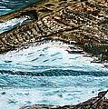 Ocean's View. by Shlomo Zangilevitch