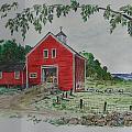 Oceanside Farm by Michael Race