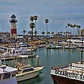 Oceanside Harbor by Tommy Anderson