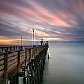 Oceanside Sunset 14 by Larry Marshall
