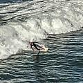 Oceanside Surfer 3 by Diana Powell