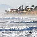 Oceanside California by Tom Janca