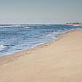 Ocracoke Beach by Steven Ainsworth