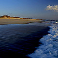 Ocracoke Surf by Eric Albright
