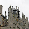 Octagon Tower Ely Cathedral by Tony Murtagh