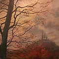 October At Holy Hill by Tom Shropshire