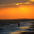October Fishing by CapeScapes Fine Art Photography