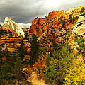 October In Zion by Jeff Swan