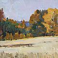October by Juliya Zhukova