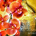 October's Orchids by Darla Wood
