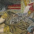 Odalisque by Pierre Auguste Renoir