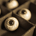 Oddities Fake Eyeballs by Edward Fielding