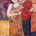 Ode To Klimt by Debi Starr