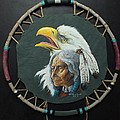 Of The Eagle Clan by Don Ningewance