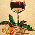 Of Wine And Roses by Sandra Stone