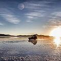 Off Road Uyuni Salt Flat Tour Dramatic by For Ninety One Days