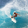 Off The Wall - North Shore by Richard Cheski