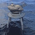 Offshore Turret by Michael Wimer