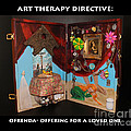 Ofrenda Art Therapy Directive by Anne Cameron Cutri