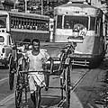Oh Calcutta Monochrome by Steve Harrington