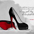 Oh My God Louboutin by My Inspiration