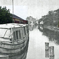 Ohio Erie Canal - Retouched by Charles Robinson